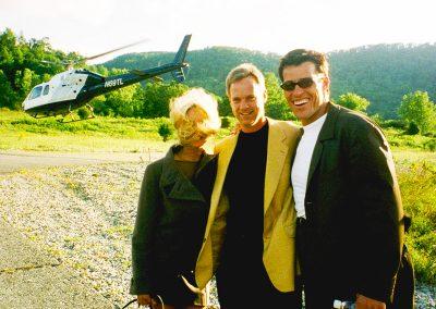 Sage and Tony Robbins